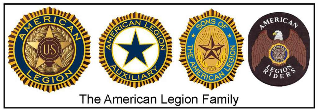 Community tranco logistics for American legion letterhead template